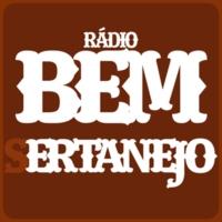 Logo of radio station Rádio Bem Sertanejo
