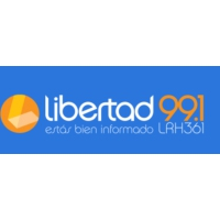 Logo of radio station Radio Libertad 99.1