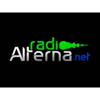 Logo of radio station RadioAlterna