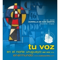 Logo of radio station Radio Zorrilla