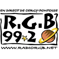 Logo of radio station RGB 99.2