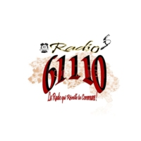 Logo of radio station Radio 61110