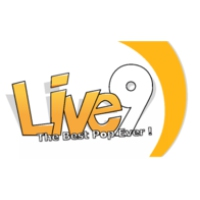 Logo of radio station Live 9