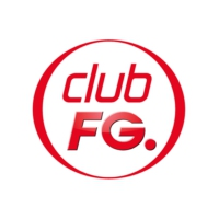 Logo of radio station FG CLUB FG