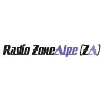 Logo de la radio Zoone Alpe