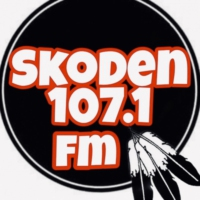 Logo of radio station Skoden 107.1fm