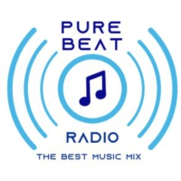 Logo of radio station Pure Beat Radio