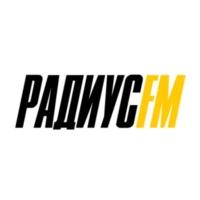 Logo of radio station Радио Радиус FM
