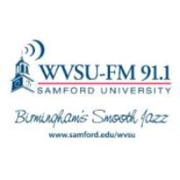 Logo of radio station WVSU
