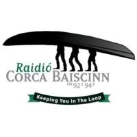Logo of radio station Raidió Corca Baiscinn