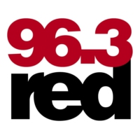 Logo of radio station RED FM 96.3