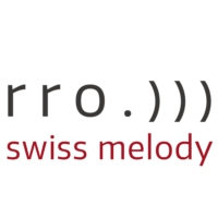 Logo de la radio rro swiss melody