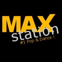 Logo of radio station MAXstation