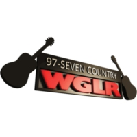 Logo of radio station 97 Seven Country WGLR