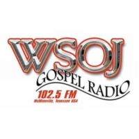 Logo of radio station WSOJ FM