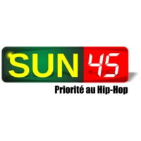 Logo of radio station SUN 45