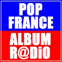 Logo of radio station Album Radio POP FRANCE