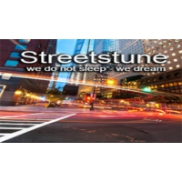 Logo of radio station Streetstune Radio