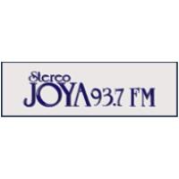 Logo of radio station XEJP Joya 93.7 FM