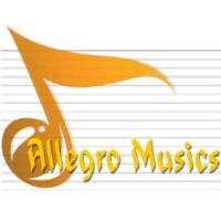 Logo of radio station Radio Allegro Musics