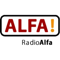 Logo of radio station Radio Alfa
