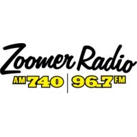 Logo de la radio CFZM Zoomer Radio