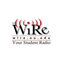 Logo de la radio The Wire Student Radio