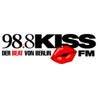 Logo of radio station KISS FM 98.8