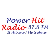Logo de la radio Power Hit Radio 87.8 FM