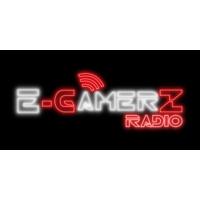 Logo of radio station E-GamerZ Radio