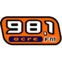 Logo de la radio Acre 98.1 FM