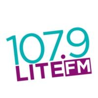 Logo of radio station KXLT 107.9 LITE-FM