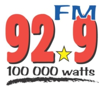 Logo of radio station CKLE 92.9 FM