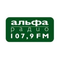 Logo of radio station Альфа Радио Беларусь