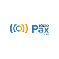 Logo of radio station Rádio Pax