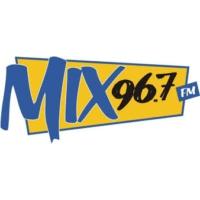 Logo of radio station Mix 96.5 FM