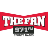 Logo de la radio The Fan 97.1 WBNS-FM