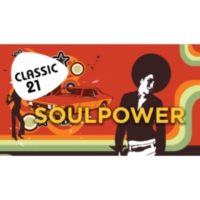 Logo of radio station Classic 21 - Soulpower (RTBF)