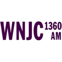 Logo of radio station WNJC 1360 AM