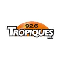 Logo de la radio Tropiques FM