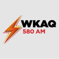 Logo of radio station WKAQ