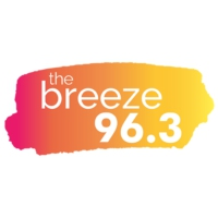 Logo of radio station CKRA-FM 96.3 The Breeze