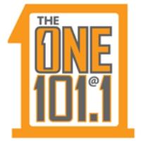 Logo of radio station The One