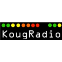 Logo of radio station Koug Radio