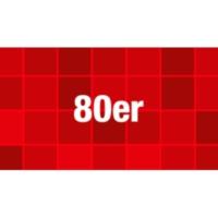 Logo de la radio 104.6 RTL - 80er