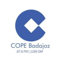 Logo de la radio COPE Badajoz
