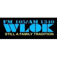 Logo of radio station WLOK 1340
