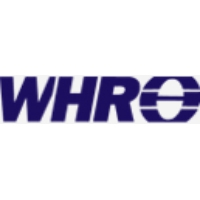 Logo of radio station WHRO NPR 90.3 FM