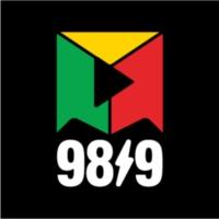 Logo of radio station XHMORE More FM 98.9
