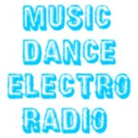 Logo de la radio Music Dance Electro Radio